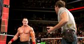 WWE Raw preview: Dean Ambrose and John Cena to team up in Monday's main event