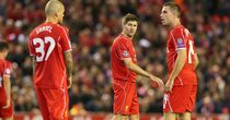 Liverpool: Well beaten by Real Madrid
