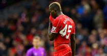 Mario Balotelli: Wait for a Premier League goal goes on