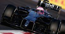 McLaren finding a grip
