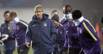 Manuel Pellegrini: Still confident of Champions League progression