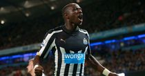 Moussa Sissoko: Happy at Newcastle