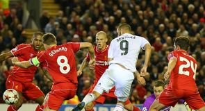 Liverpool 0 Real Madrid 3: Reds rated and slated