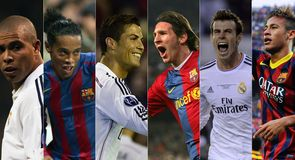 Gallery: TEAMtalk takes a look at the best El Clasico clashes throughout the years