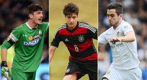 Gallery: TEAMtalk continue their countdown of the top 50 wonderkids in football today