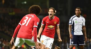 West Brom v Manchester United photo gallery