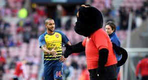 Sunderland v Arsenal gallery
