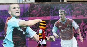 Burnley 1 West Ham 3 - Gallery