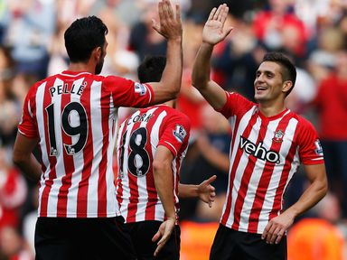 Graziano Pelle and Dusan Tadic may have more to celebrate
