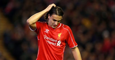 Lazar Markovic: Has struggled to make an impact for Liverpool