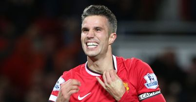 Robin van Persie: Manchester United striker is struggling for form
