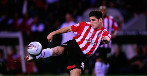 Ched Evans: Striker will not be training with Sheffield United