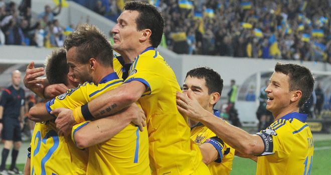 Video: Ukraine vs FYR Macedonia