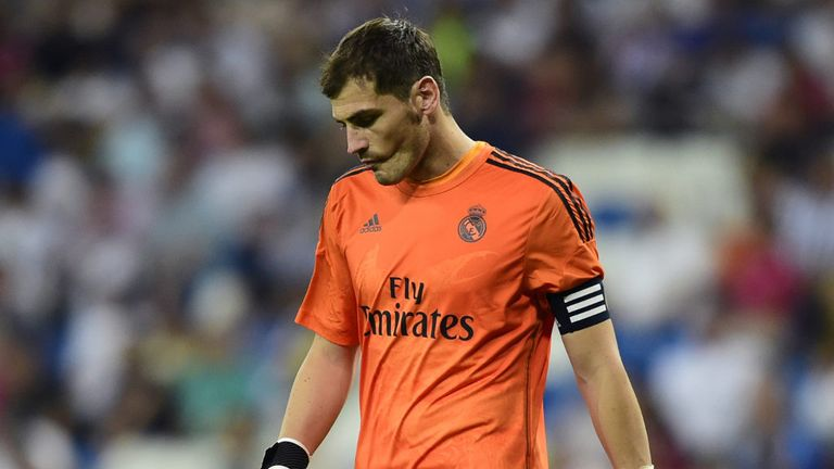 Iker Casillas: Could leave Real