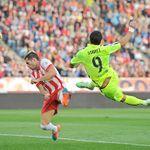Luis Suarez: Third best in world, according to statistics