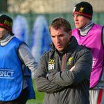 Brendan Rodgers: Preparing for big Champions League night
