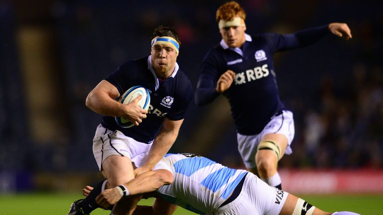 Alasdair Dickson braces Scotland for a difficult Test against Japan