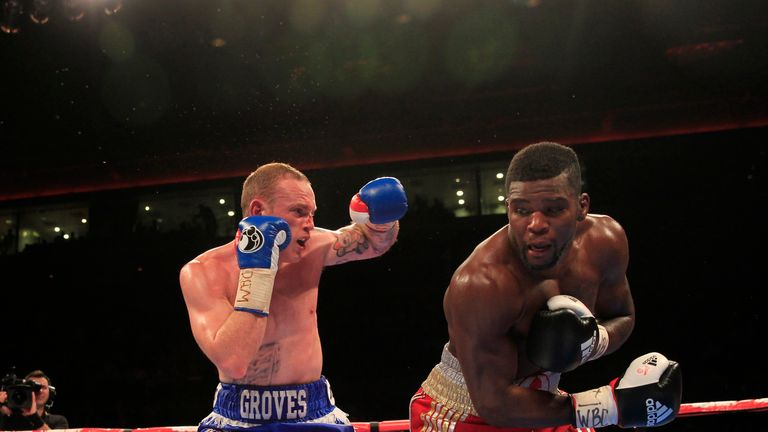 George Groves: Might have to wait for Andre Dirrell clash
