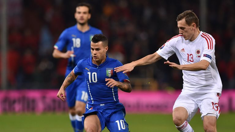 Giovinco has earned 23 caps for Italy