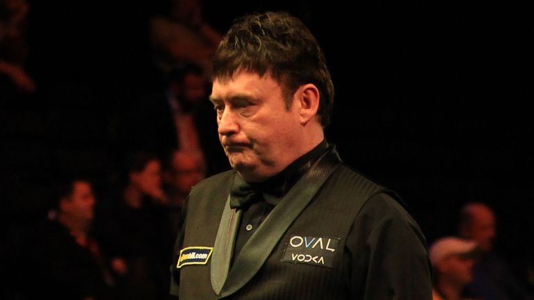 Jimmy White lost in his World Championship second qualifying round match