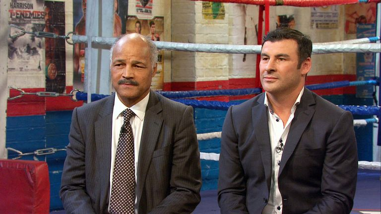John Conteh and Joe Calzaghe shared their Cleverly-Bellew thoughts