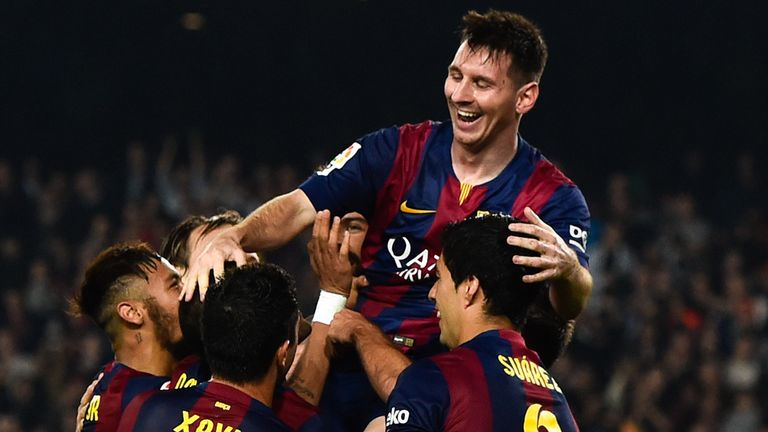Lionel Messi Is Now La Ligas All Time Top Goalscorer