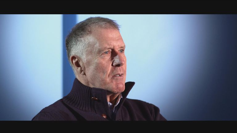 Sir Geoff Hurst: Who were the best players he appeared alongside?