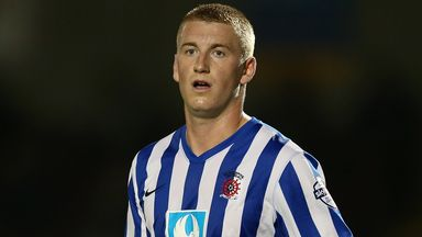 Scott Harrison: Likely to return to Hartlepool
