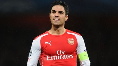 Mikel Arteta: Cannot explain defeat