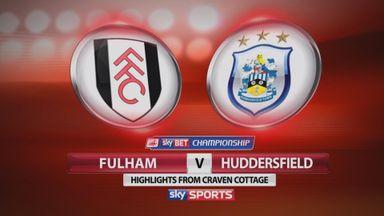Fulham 3-1 Huddersfield