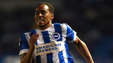 Elliott Bennett: Staying at Brighton for another month