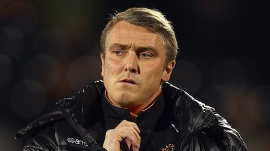 Lee Clark: Has bolstered his squad