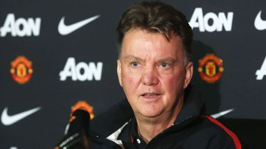 Louis van Gaal: The Manchester United manager wants his side to beat teams more easily