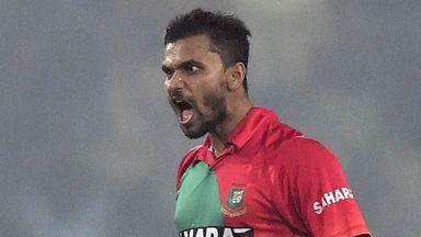 Mashrafe Mortaza: Bangladesh captain at the World Cup