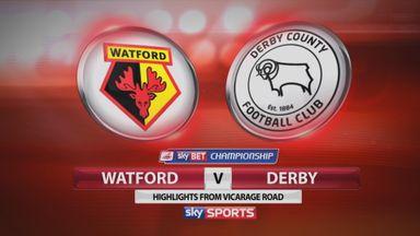 Watford 1-2 Derby