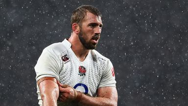 Chris Robshaw: England have lost two of their three autumn internationals so far this year