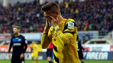 Marco Reus: Caught driving without a licence