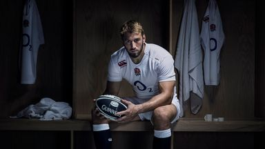 Chris Robshaw an Ambassador for GUINNESS. See GUINNESS' 'Made of More' campaign by visiting www.youtube.com/GUINNESSEurope.