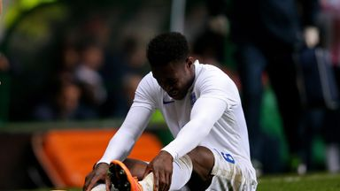 Daniel Welbeck: Injury concern ahead of game with former club Manchester United