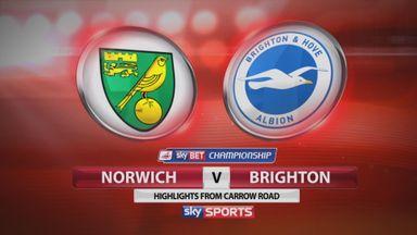 Norwich 3-3 Brighton