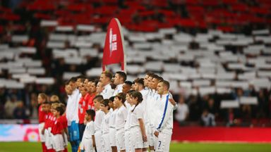England: Will face France at Wembley in November 2015, and Germany away in March 2016