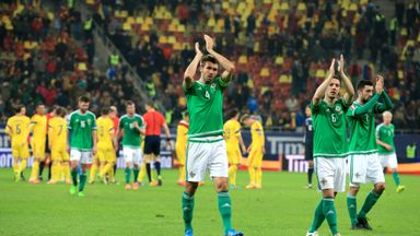 Gareth McAuley: Happy with points haul from first four games