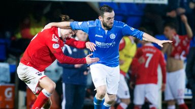 St Johnstone's James McFadden inspires victory over Ross County