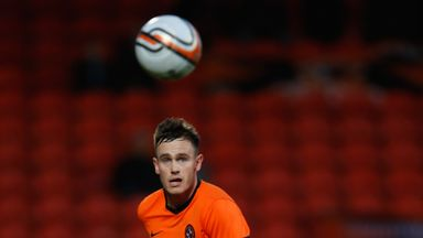 Keith Watson: Defender to depart Dundee United