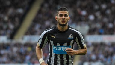 Mehdi Abeid: Started first Premier League game against Liverpool