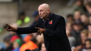 Ian Holloway: Millwall boss staying positive for now