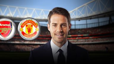 Arsenal and United must improve their defences, says Jamie Redknapp