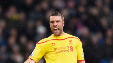 Rickie Lambert: Liverpool striker says players must start taking responsibility