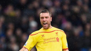 Rickie Lambert: Liverpool striker says players must start taking responsibility