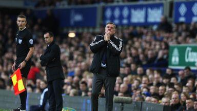Sam Allardyce saw his side lose 2-1 at Everton last weekend.